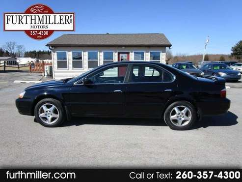 2002 Acura 3.2 TL FWD, ONE Owner, Dealer Serviced, Leather Interior for sale in Auburn, IN