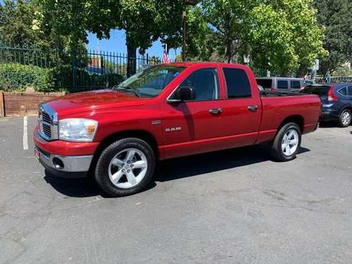 2008 Dodge Ram 1500 SLT Quad Cab*Big Horn*2WD*Tow Package*Financing* for sale in Fair Oaks, CA