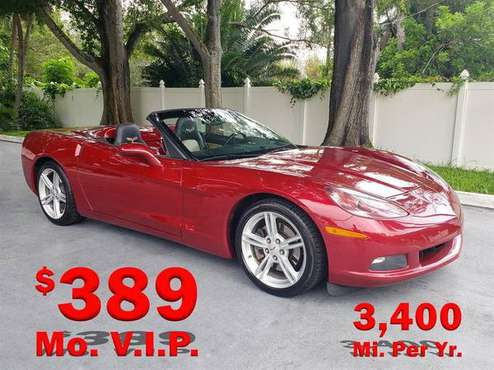 2010 Chevrolet Corvette Conv - cars & trucks - by dealer - vehicle... for sale in Largo, IN