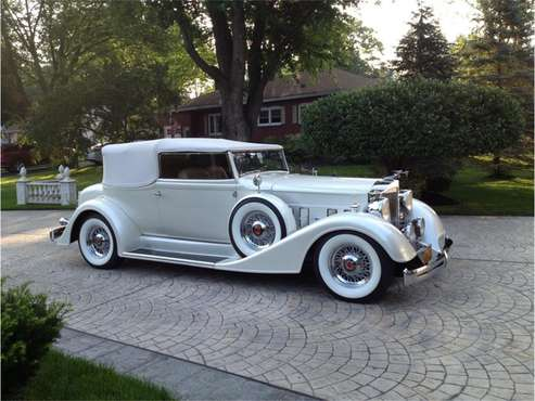 1934 Packard Victoria Rollston for sale in Saratoga Springs, NY
