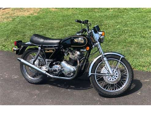 1973 Norton Commando for sale in Clarksburg, MD