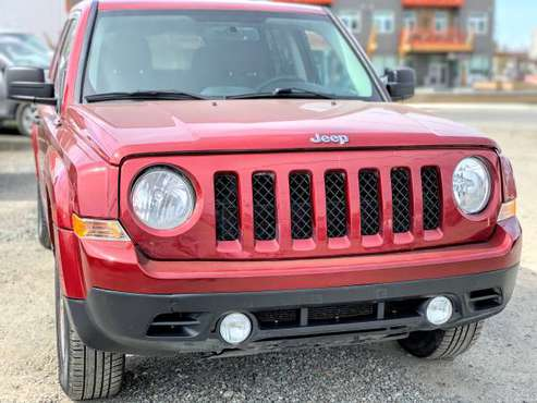 2016 Jeep Patriot Sport 4WD - 54k miles - cars & trucks - by dealer... for sale in Anchorage, AK