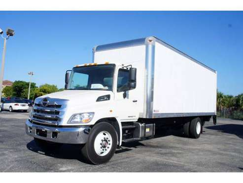 2019 Hino 268A, 26ft box. Liftgate , Warranty, Call Mike for sale in south florida, FL