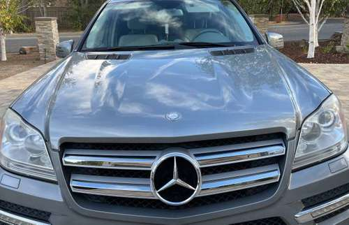 2012 Mercedes-Benz GL450 4Matic SUV-only 78,100 miles. - cars &... for sale in San Jose, CA