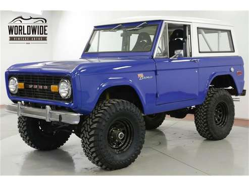 1973 Ford Bronco for sale in Denver , CO