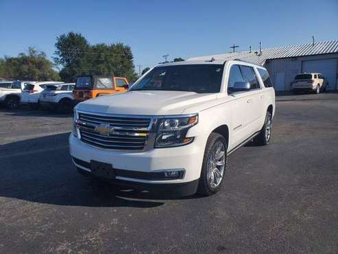 2015 Chevrolet Suburban 4x4 LTZ Dual DVD Sunroof Nav Bose low rates for sale in Lees Summit, MO