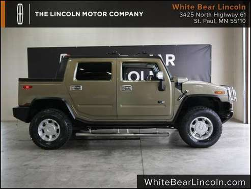 2006 HUMMER H2 *NO CREDIT, BAD CREDIT, NO PROBLEM! $749 DOWN for sale in White Bear Lake, MN