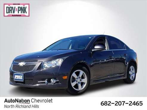 2014 Chevrolet Cruze 1LT SKU:E7412476 Sedan for sale in North Richland Hills, TX