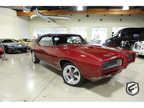1968 Pontiac GTO for sale in Chatsworth, CA