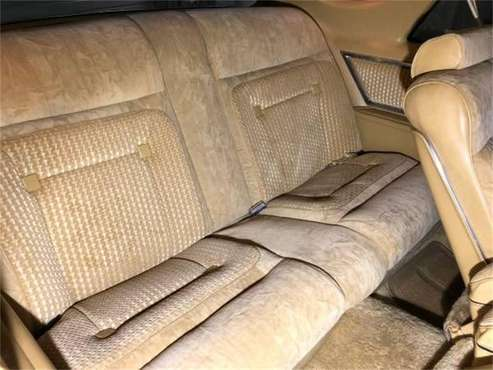 1977 Lincoln Continental for sale in Cadillac, MI