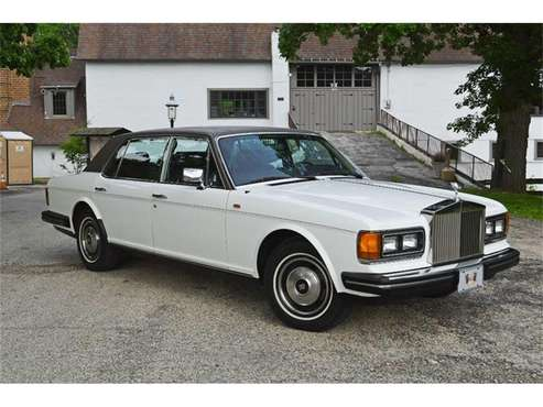 1985 Rolls-Royce Silver Spur for sale in Carey, IL