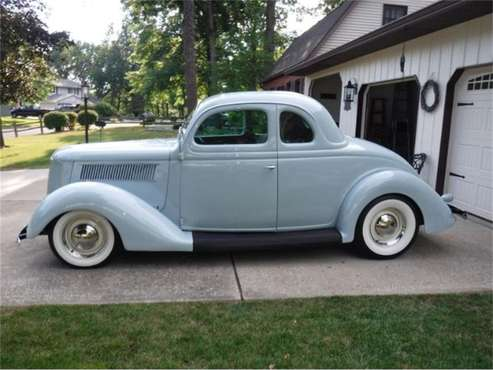 1936 Ford Coupe for sale in Cadillac, MI