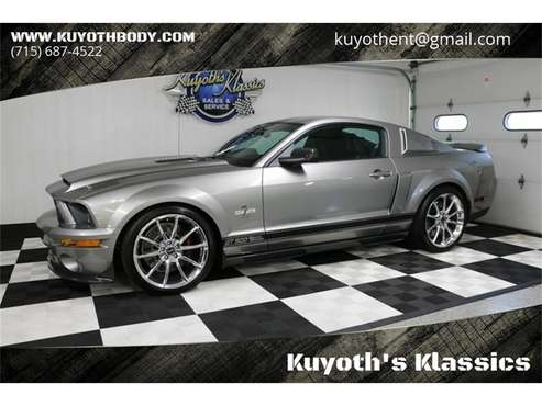 2008 Shelby GT500 for sale in Stratford, WI