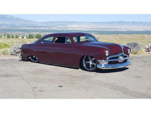 1950 Ford Custom for sale in Albuquerque, NM
