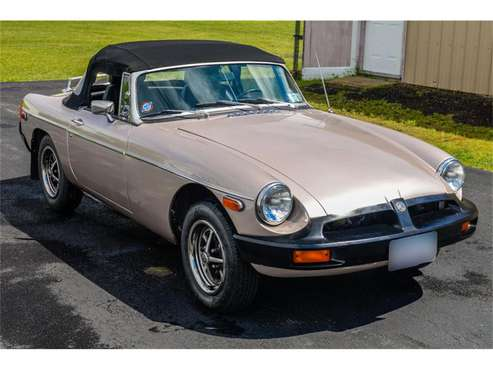 1978 MG MGB for sale in Saratoga Springs, NY