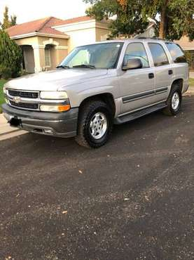 Chevy tahoe 2004 for sale in Stockton, CA