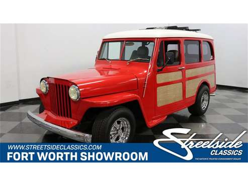 1947 Willys Wagoneer for sale in Ft Worth, TX