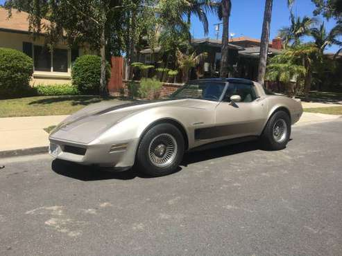 1982 Chev Corvette Collector Edition for sale in Ventura, CA