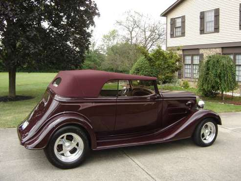 1934 Chevrolet Phaeton Street Rod for sale in West Chester, OH