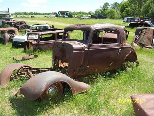 1935 Chevrolet 3-Window Coupe for sale in Parkers Prairie, MN