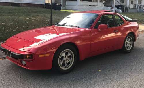 '87 Porsche 944 all original 73k miles mint condition $8500 for sale in Ashland, OH
