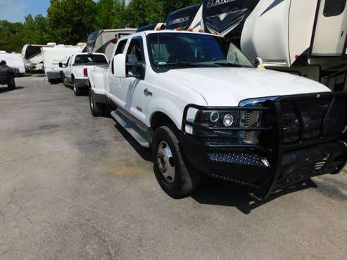 2005 F-350 turbo diesel dually! king ranch for sale in Tulsa, MO
