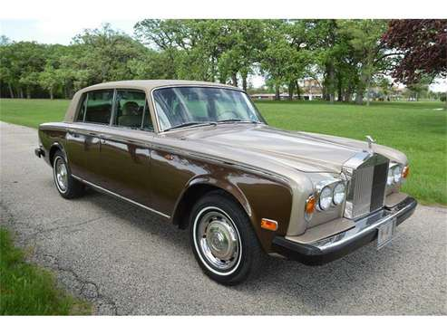 1976 Rolls-Royce Silver Shadow for sale in Carey, IL