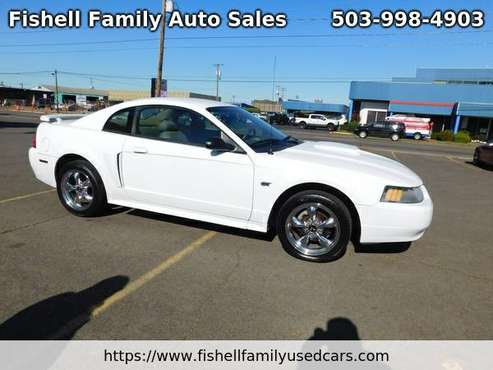 2001 Ford Mustang GT,5yr 100,000 mile warranty included* see dealer! for sale in Salem OR, OR