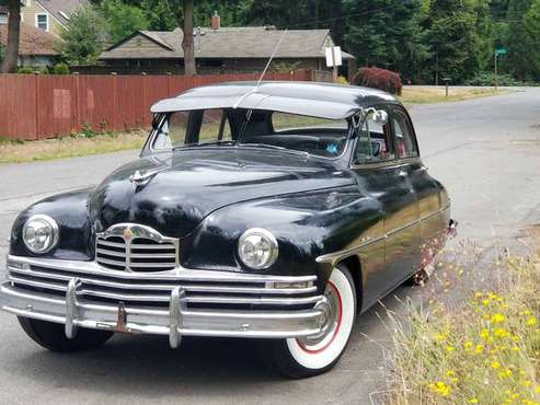 1950 Packard for sale in Milton, WA