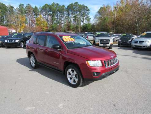 2011 JEEP COMPASS SPORT (4WD) # - cars & trucks - by dealer -... for sale in CLAYTON NC 27520, NC