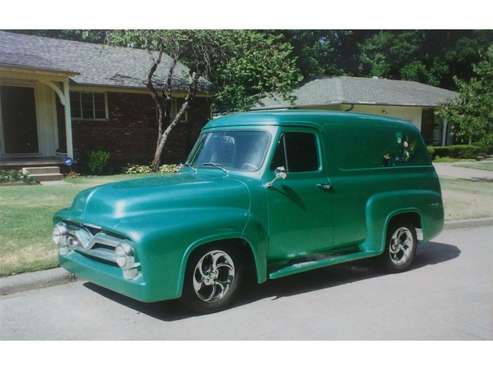 1955 Ford F100 for sale in Tulsa, OK