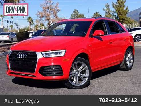 2016 Audi Q3 Prestige AWD All Wheel Drive SKU:GR015266 - cars &... for sale in Las Vegas, NV
