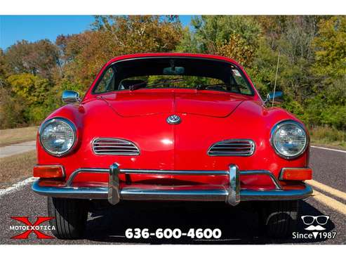 1971 Volkswagen Karmann Ghia for sale in St. Louis, MO