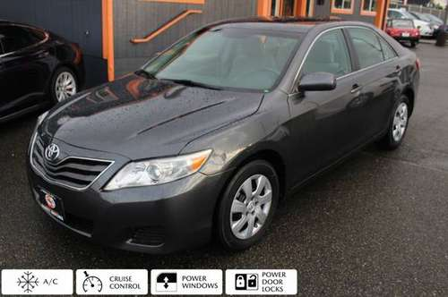 2010 Toyota Camry LE Sabeti Motors - cars & trucks - by dealer -... for sale in Tacoma, WA