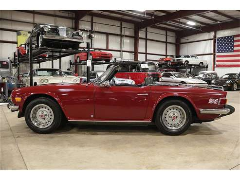 1974 Triumph TR6 for sale in Kentwood, MI