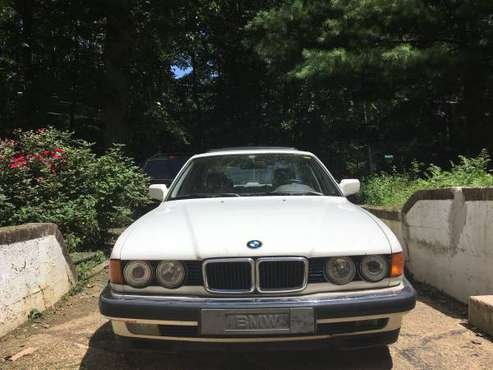 1993 BMW 740I for sale in Woodbridge, District Of Columbia