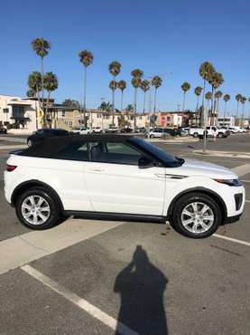 2017 Range Rover Evoque for sale in Long Beach, CA