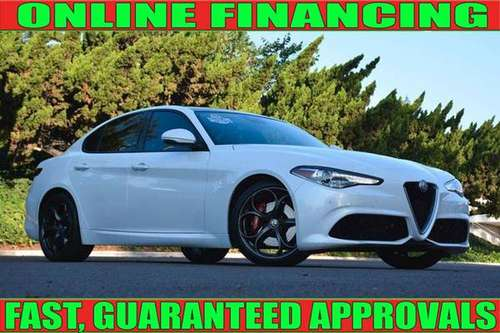 2017 Alfa Romeo Giulia Ti *** ONE OWNER, CAR FAX CERTIFIED, JUST LIKE for sale in National City, CA