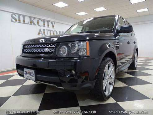 2012 Land Rover Range Rover Sport Supercharged NAVI Camera LOW Miles! for sale in Paterson, NJ