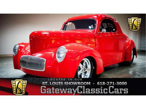 1940 Willys Coupe for sale in O'Fallon, IL