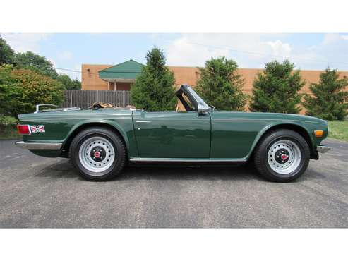 1974 Triumph TR6 for sale in Milford, OH