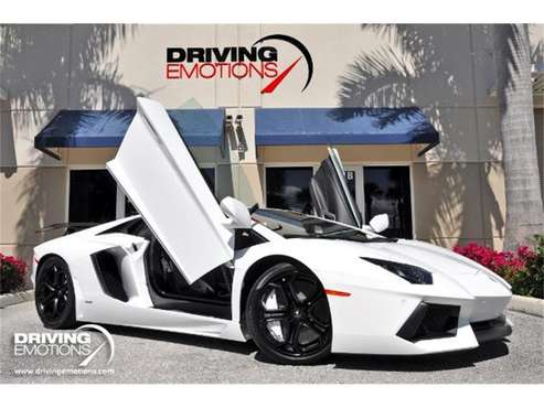 2012 Lamborghini Aventador for sale in West Palm Beach, FL