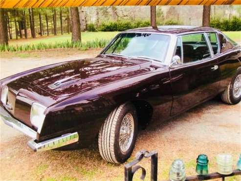 1967 Studebaker Avanti for sale in Cadillac, MI