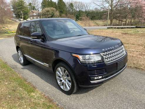 ++++RANGE ROVER V8 super charged clean cfax low miles +++++* for sale in Wilmington, PA