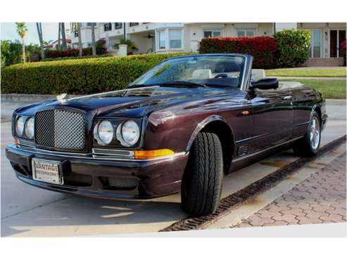 1998 Bentley Azure for sale in North Miami , FL