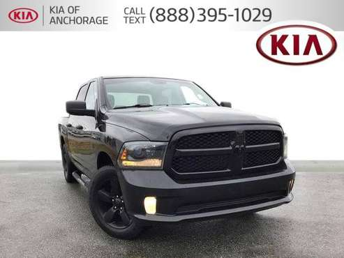 2015 Ram 1500 2WD Crew Cab 140.5 Express for sale in Anchorage, AK