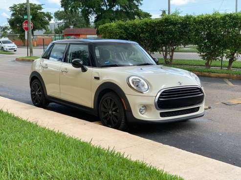 2016 *MINI* *COOPER* CLEAN TITLE $1,500 DOWN for sale in Hollywood, FL