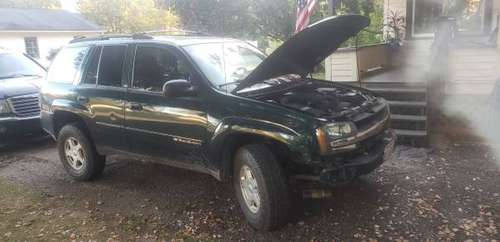 lifted 2002 chevy trailblazer for sale in Uniontown , OH