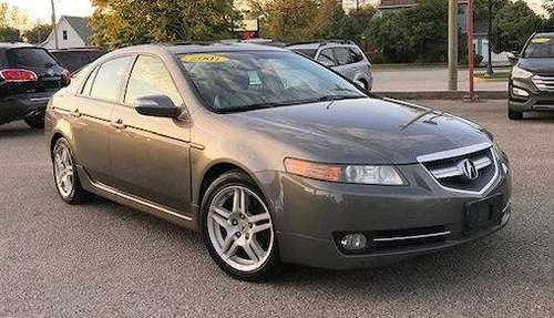 2007 Acura TL 4dr Sdn AT-Local Trade-Serviced-Warranty included for sale in Lebanon, IN
