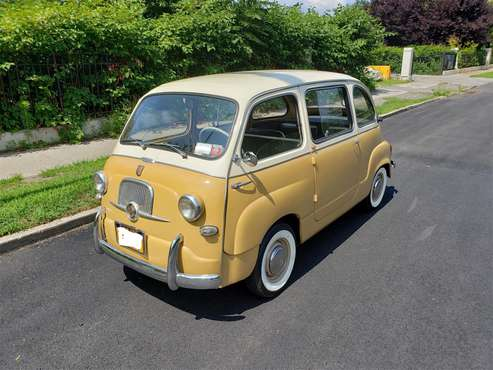 1957 Fiat Multipla for sale in Brooklyn, NY